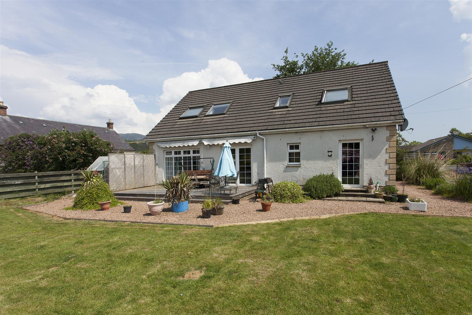 Appin Cottage, Strowan Road, Comrie, Comrie Crieff, Perthshire, PH6 2ES, UK